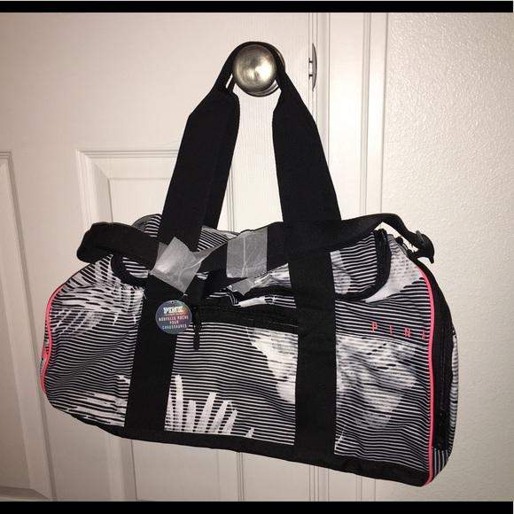 4f07765f4846 Victoria s Secret PINK Sport Duffle Bag - NWT